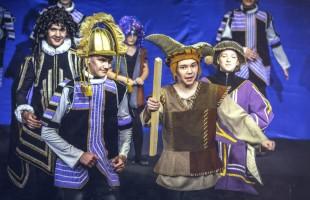 Детская театральная студия «Апельсин» приглашает на прослушивание