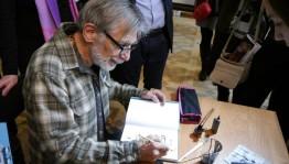 Презентация графического романа Эдмона Бодуэна «Пьеро» на русском языке прошла в Уфе