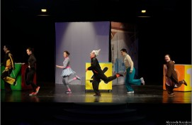 Салаватский башдрамтеатр представил премьеру спектакля «Ай!Горит!»