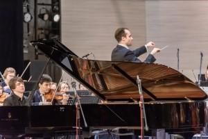 Bashkortostan National Symphony Orchestra presented