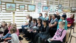 В Салавате прошёл цикл мероприятий «Башкирский национальный костюм»