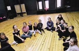 В театральной школе-студии «Нур» готовятся к новой постановке