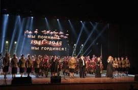 В Башкортостане продолжается республиканский фестиваль народного творчества «Салют Победы»