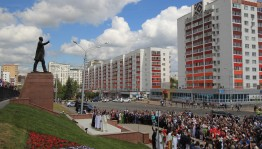 Monument to Shaikhzade Babich inaugurated in Ufa