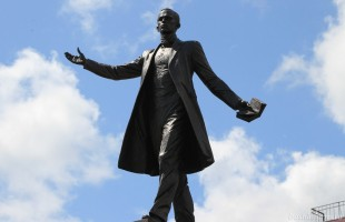 Monument to Shaikhzade Babich inaugurated in Ufa