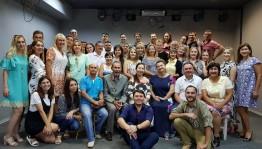 Труппа Уфимского государственного татарского театра «Нур» готовится к новому сезону