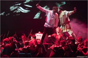 Национальный симфонический оркестр РБ приглашает на концерт-спектакль «Золотой петушок»