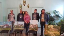 Историку-краеведческому музею Белебеевского района переданы безвозмездно более 20 картин профессиональных художников